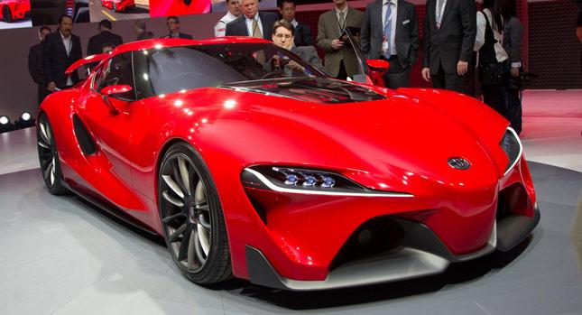 Toyota Supra FT 1